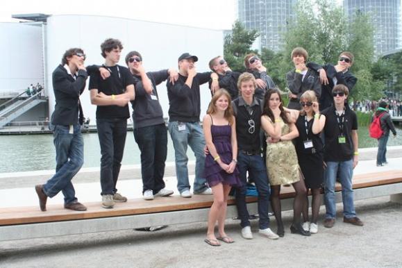 Finale des Focus–Schülerwettbewerbes 2009